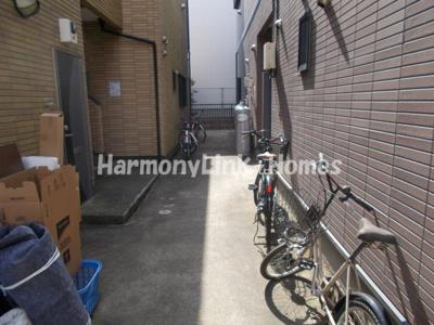 WING21江戸川の建物の内部です