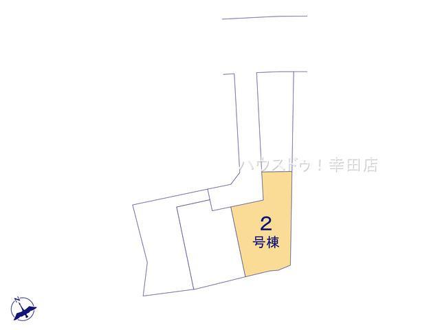 区画図 ※図面と異なる場合は、現況を優先 2021-04-09