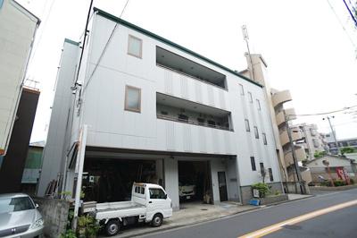★鉄骨造3階建てマンション★
