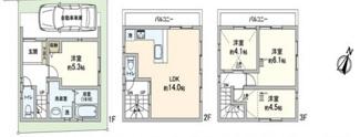 4LDK・土地面積46.71・建物面積80.32