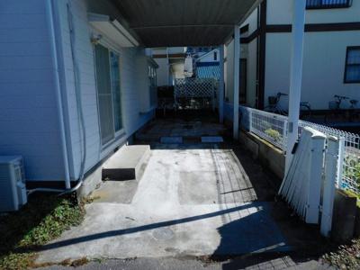 【駐車場】東方貸家