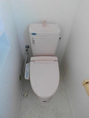【トイレ】東方貸家