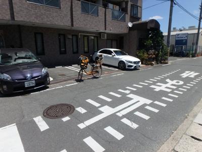 【駐車場】メゾンドSU