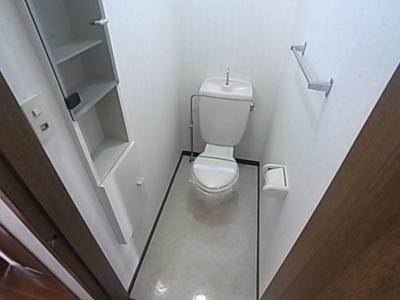 【トイレ】アヴィタンテ加納B棟