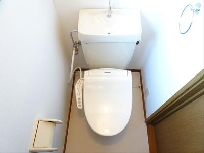 【トイレ】池田コーポ