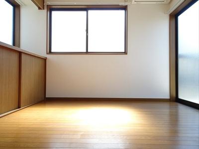 【居間・リビング】池田コーポ