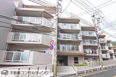 【居間・リビング】サニーハウス六甲台
