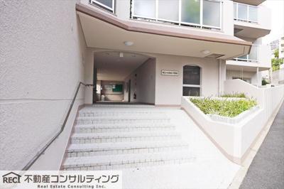 【キッチン】サニーハウス六甲台