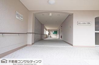 【内装】サニーハウス六甲台
