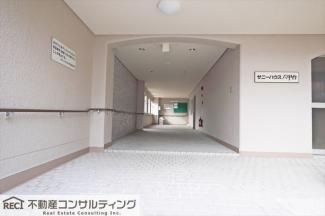 【バルコニー】サニーハウス六甲台