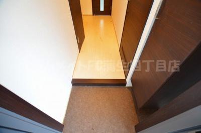 【玄関】SGグランデ城東