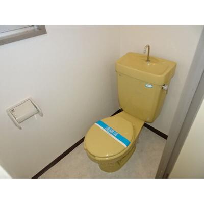 【トイレ】ツトムマンション