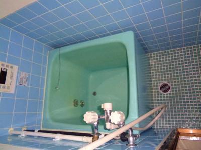 【浴室】田辺ハイム