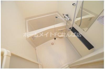 【浴室】ファステートNAMBA華月