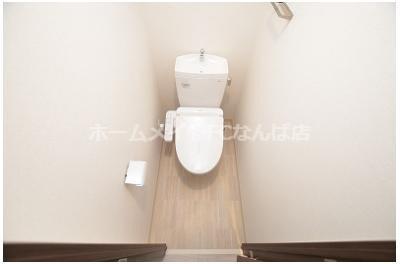 【トイレ】ファステートNAMBA華月
