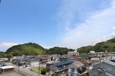 【展望】ビレッジハウス紀三井寺4号棟