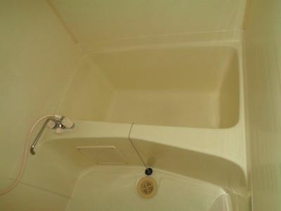 【浴室】湯里ハイツ