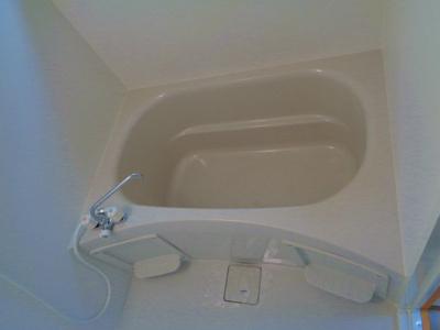 【浴室】東田辺3丁目貸家