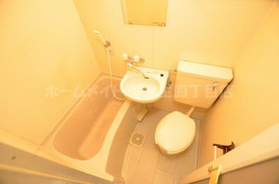 【浴室】プレアール都島III