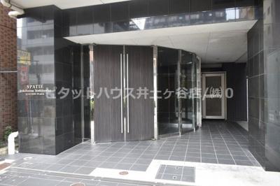【エントランス】スパシエ横浜吉野町ステーションプラザ