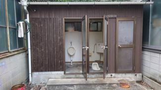 【トイレ】次屋工場   東棟