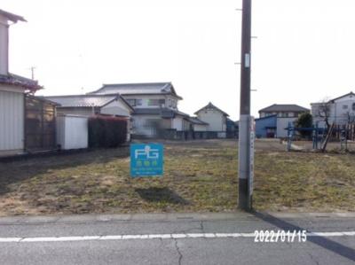 【展望】熊谷市西別府 720万 土地