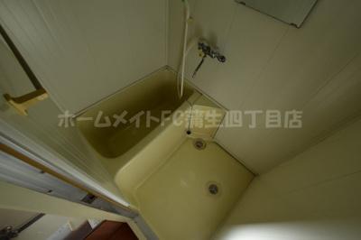 【浴室】パシフィックヴィラ新森