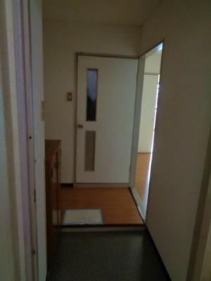 【玄関】シャルマン大洋Ⅱ
