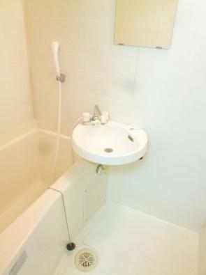 【浴室】ルピナス(野中町)