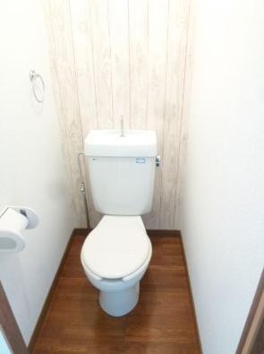 【トイレ】ルピナス(野中町)
