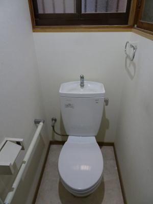 【トイレ】中古テラスハウス 大東市諸福3丁目(昭和47年築)