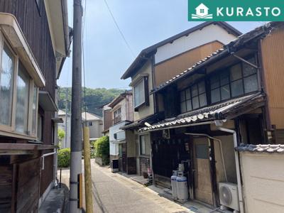 【外観】たつの市龍野町立町/中古戸建