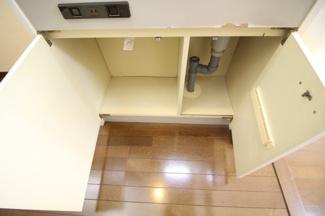 【キッチン】HU岩屋ハイツ