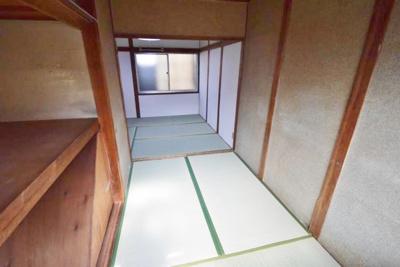 【和室】河合2丁目テラスハウス