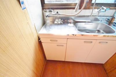 【キッチン】河合2丁目テラスハウス