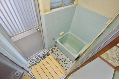 【浴室】河合2丁目テラスハウス