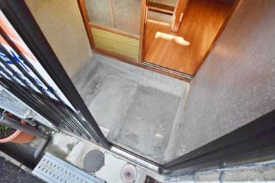 【玄関】河合2丁目テラスハウス