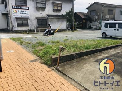 【外観】日の出町駐車場