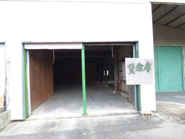 【外観】貞苅倉庫向島