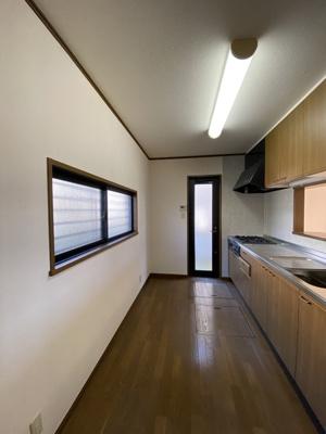 【キッチン】守谷市松前台6丁目 中古一戸建て