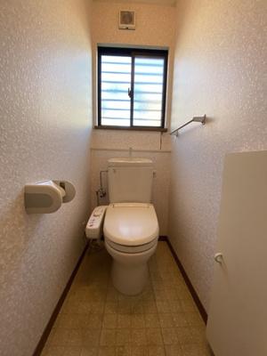 【トイレ】守谷市松前台6丁目 中古一戸建て