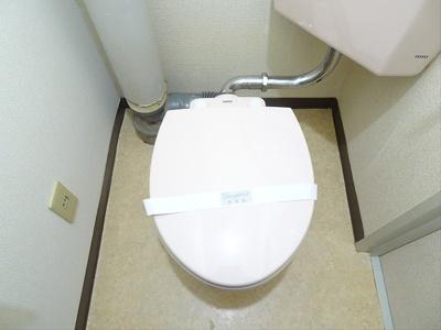 【トイレ】カーサF&S
