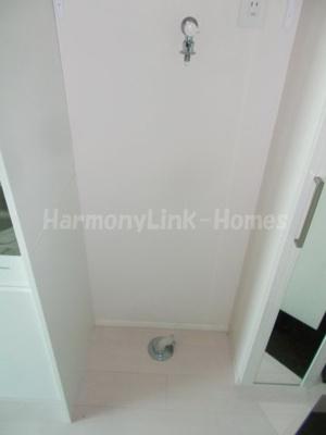 ハーモニーテラス西ヶ原Ⅱの室内洗濯機置き場