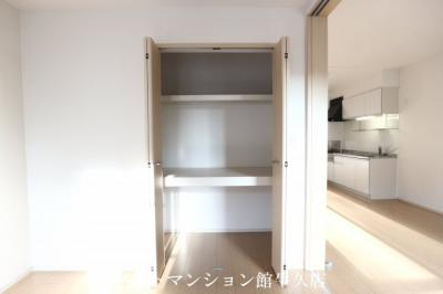 【収納】ヨットン・ハウスⅡ