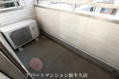 【バルコニー】ヨットン・ハウスⅡ