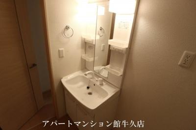 【洗面所】ヨットン・ハウスⅡ