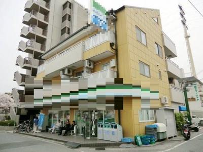 【外観パース】猪名寺ツ-ワンビル