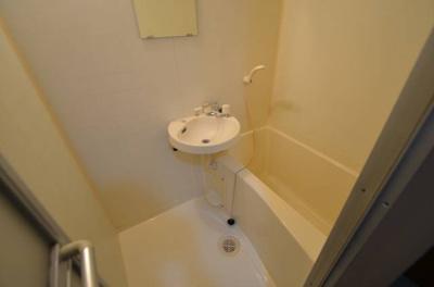 【浴室】猪名寺ツ-ワンビル