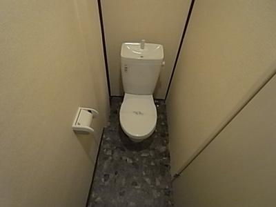 【トイレ】すみれマンション