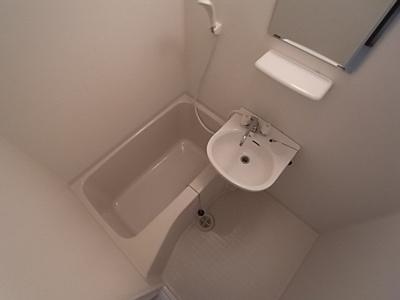 【浴室】すみれマンション